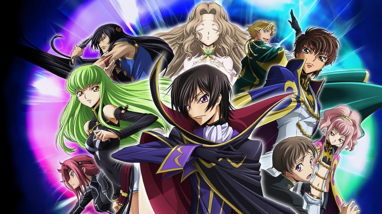 Code Geass NHK 100 mejores animes