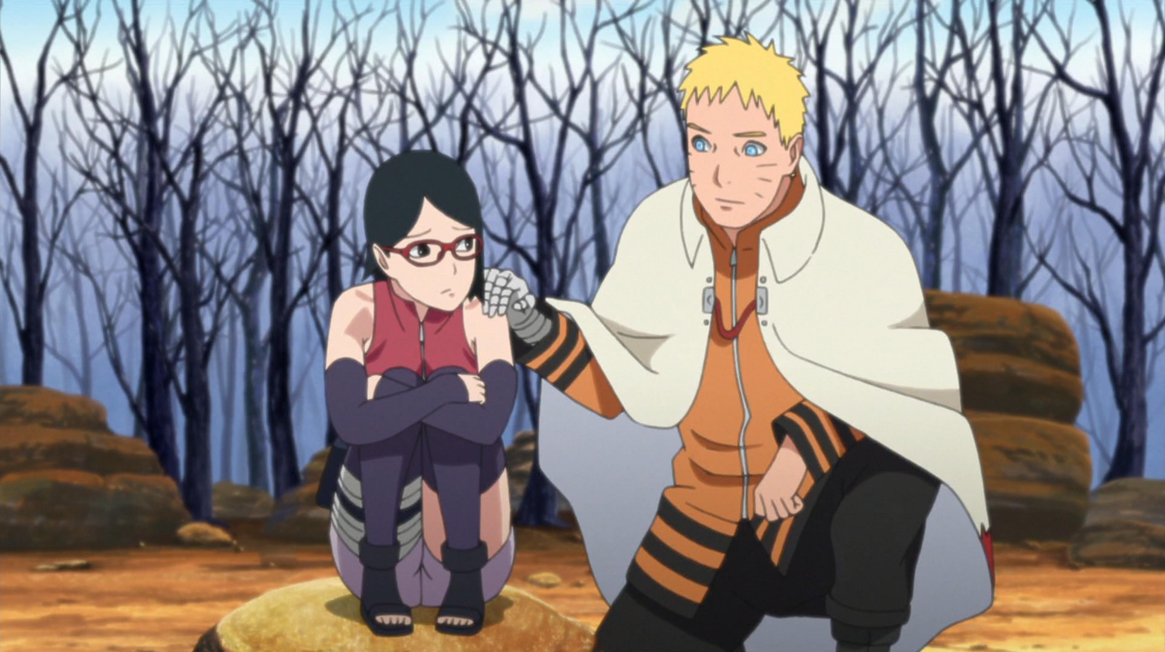 Naruto kages más fuertes