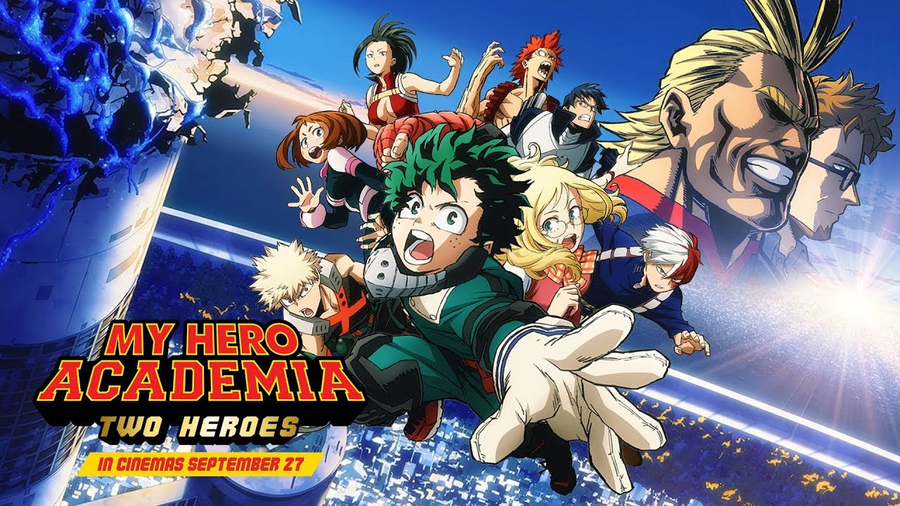 Bnha two heroes movie questions bokunoheroacademia - Boku no hero academia two heroes online ...