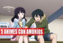 mejores animes de romance