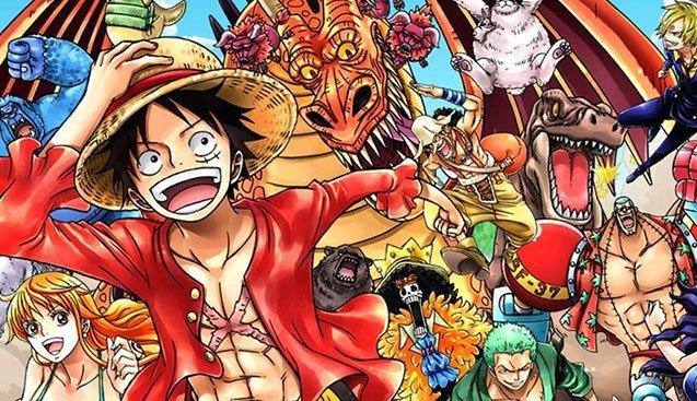 Oda dibuja con sus dientes a los Mugiwara noticias de anime
