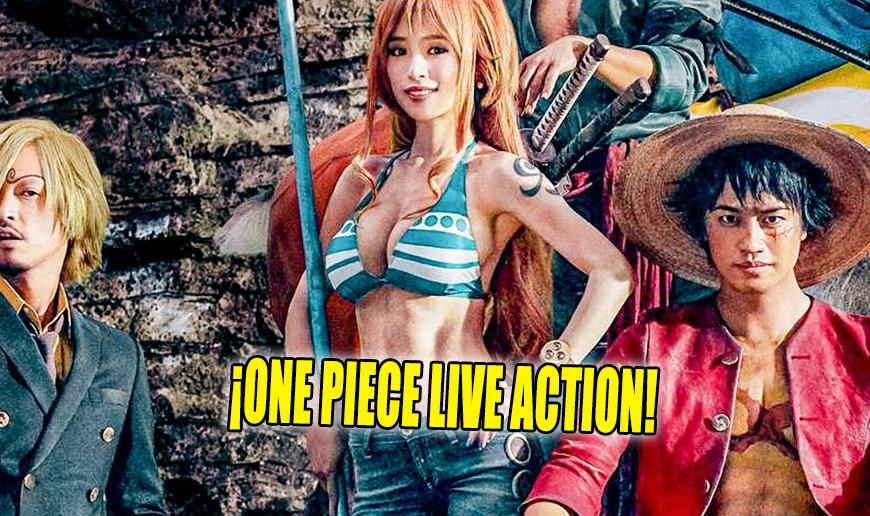 One Piece live action: Detalles sobre el elenco y ...