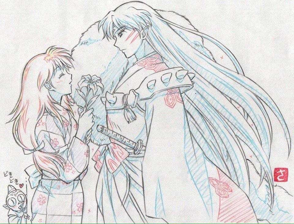 Sachi Inuyasha y Moroha