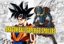 DRAGON BALL SUPER 60 SPOILERS