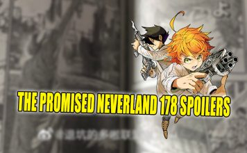 the promised neverland 178