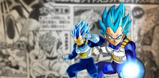 vegeta transformaciones noticias anime