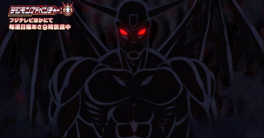 Digimon Adventure villano Devimon