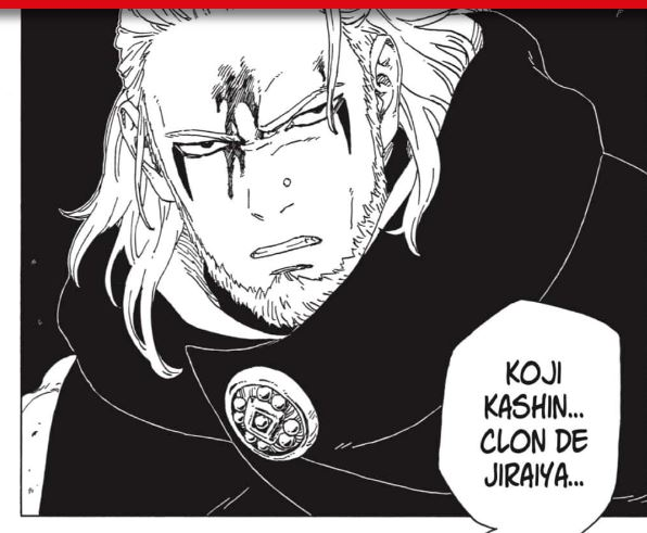 Jiraiya Kashin Koji Boruto 47