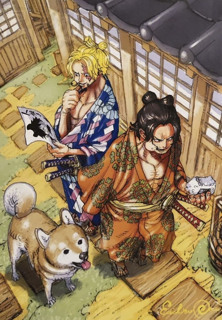 Sabo y Ace