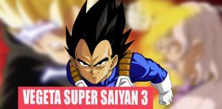 Vegeta Super Saiyan 3 Dragon Ball Noticias