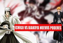 Bleach Biakuya vs Ichigo noticias de anime