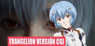 Evangelion tiene un reboot CGI que impacta a fans del anime