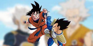 Goku y Vegeta son dibujados como viejos en Dragon Ball noticias de anime