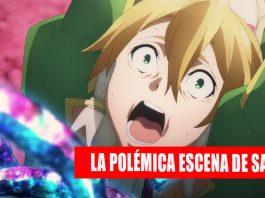 Sword Art Online polémica con escena de Leafa noticias de anime
