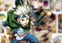 Dr- Stone temporada 2 fecha de estreno noticias de anime
