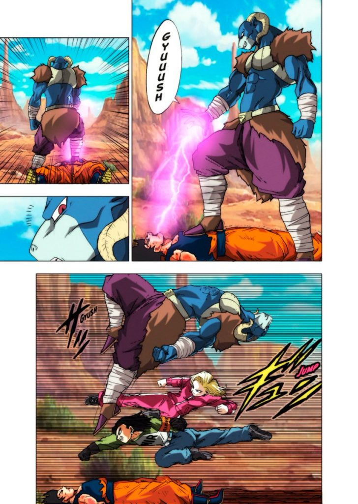 Dragon Ball : Androide 18 en cosplay veraniego enamora