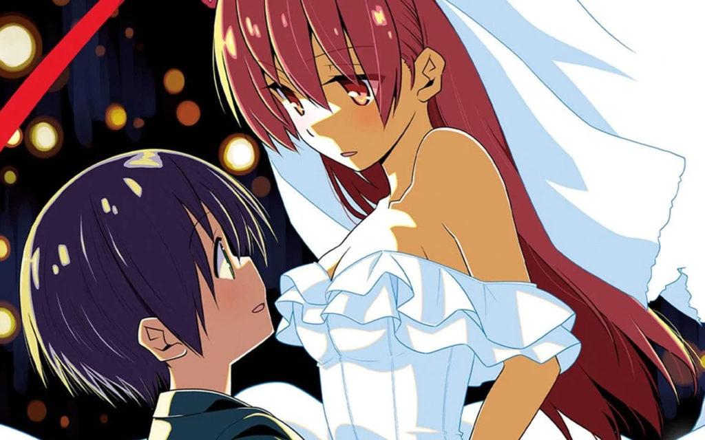 4 animes de romance moderno que no muchos han visto y que te servirán para hoy Tonikaku Kawaii