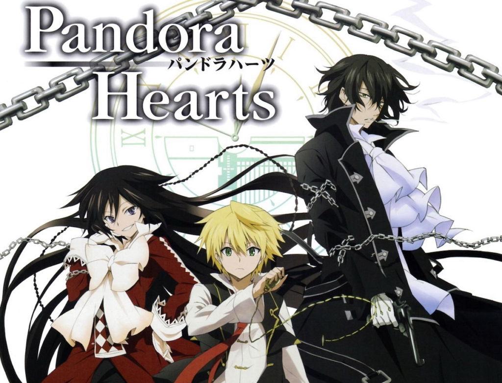 Pandora hearts-poster oficial