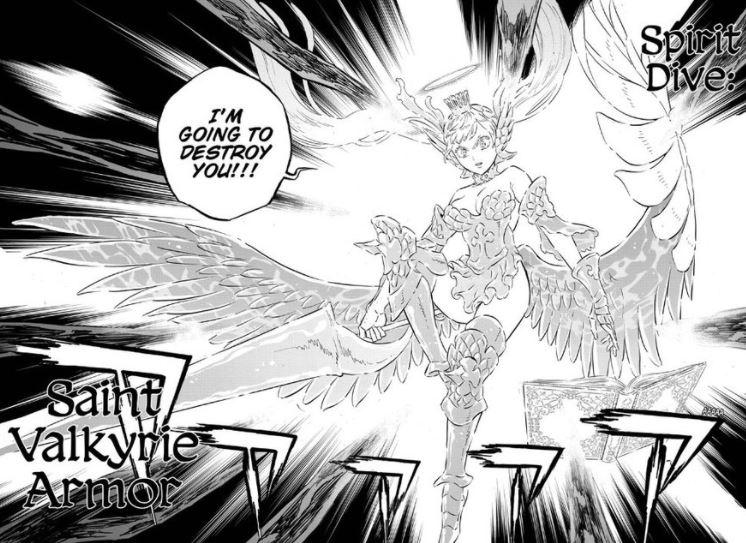 Black Clover revela la nueva transformación de Noelle y es más fuerte que nunca