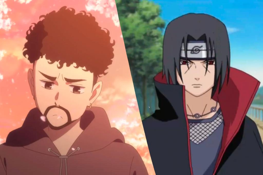 Naruto: ¿Bad Bunny se volvió otaku? Artista sorprende con nueva canción mencionando a Itachi