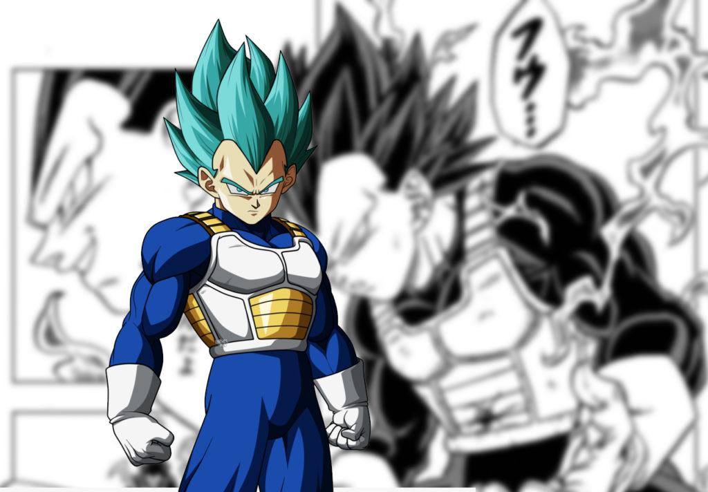 Dragon Ball Super 74 spoilers: la nueva transformación de Vegeta