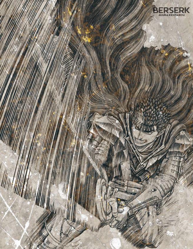 Berserk lanzará un nuevo tomo de manga y nuevo capítulo ¿será el final de la obra?